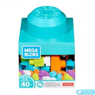 Конструктор Mega Bloks Большой кубик