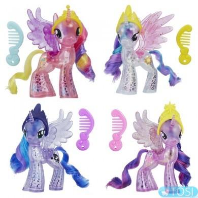 Пони с блестками  Hasbro My Little Pony E0185
