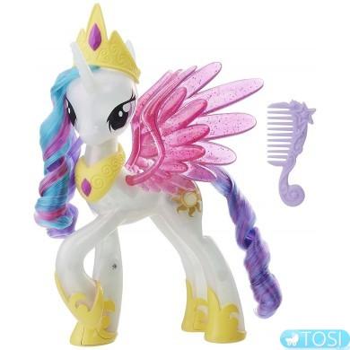 Интерактивная Принцесса Селестия  Hasbro My Little Pony