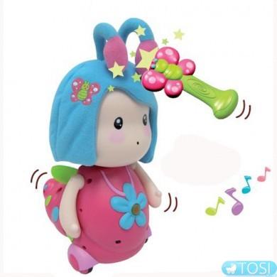 Интерактивная игрушка Ouaps Танцующая Мими