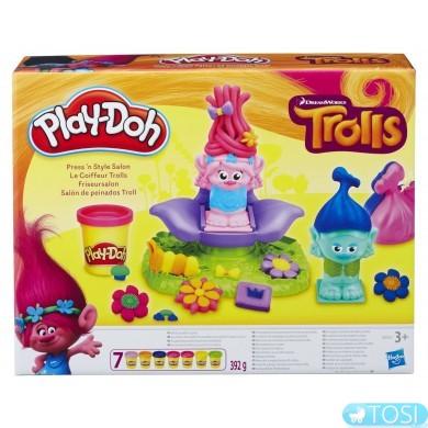 Игровой набор Тролли Play-Doh B9027