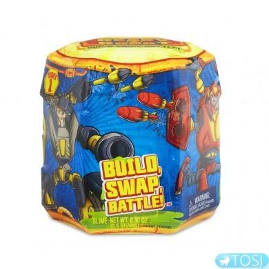 Игровой набор с роботом Ready2Robot Фантастический сюрприз