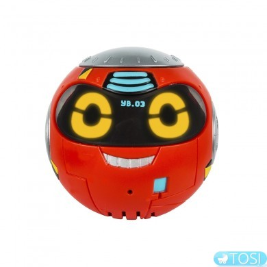 Робот YakBot red Really R.A.D. Robots