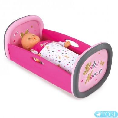 Колыбель для куклы Smoby Baby Nurse 220313