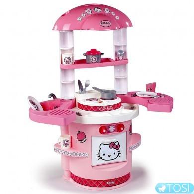 Кухня Smoby Hello Kitty 24078