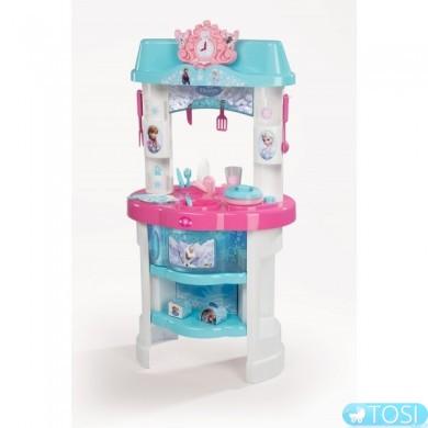 Кухня детская Frozen  Smoby 24498