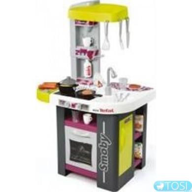 Интерактивная кухня Smoby Mini Tefal Studio с грилем 311001