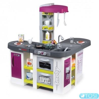 Детская кухня Smoby Tefal Studio Bubble XXL 311033