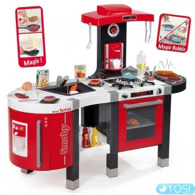 Интерактивная кухня Smoby Tefal French Touch с функцией подачи воды 311203