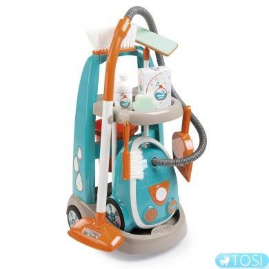Тележка для уборки Smoby 330309