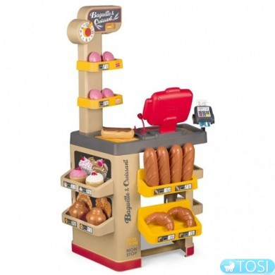 Пекарня Smoby 350220 Багеты и круассаны