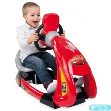 Симулятор езды Smoby Cars3 370211