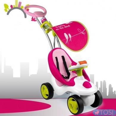 Машинка каталка Smoby Bubble Go 413001