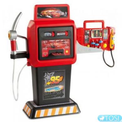 """Игровой набор Smoby Cars """"Станция техобслуживания"""""""