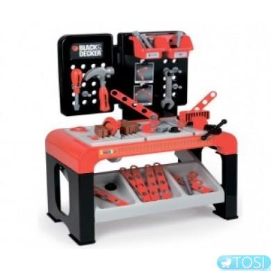 Мастерская инструментов Black & Decker Smoby 500201