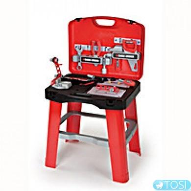 Мастерская инструментов в чемодане Black & Decker Smoby 500240