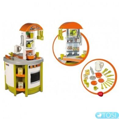 Интерактивная кухня Smoby Tefal Studio Green