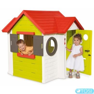 Детский игровой центр Мой дом Smoby 810400