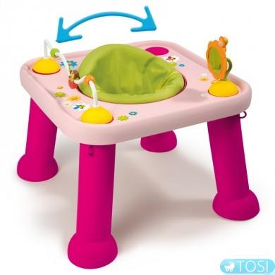 """Развивающий игровой столик трансформер """"Cotoons"""" Smoby"""