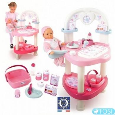 """Игровой Центр по Уходу за Куклой """"Baby Nurse"""" Smoby"""
