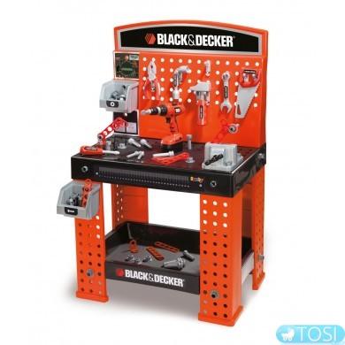 """Мастерская инструментов игрушечная """"Black & Decker"""" Smoby"""