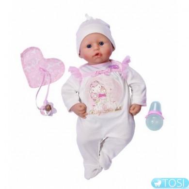 "Кукла интерактивная ""Baby Annabell""  43 см ZAPF CREATION"