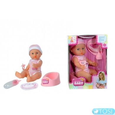 """Кукла Simba """"Пупс New Born Baby"""""""