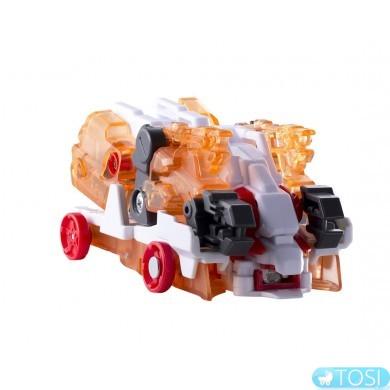 Машинка-трансформер Screechers Wild! L3 - Штормхорн