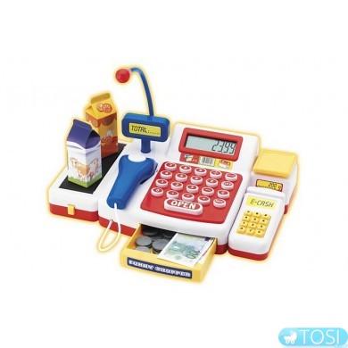 Кассовый аппарат со сканером и аксессуарами Simba