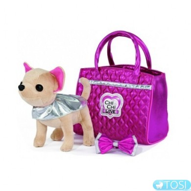 Собачка Chi Chi Love Glam Fashion Simba 5892280
