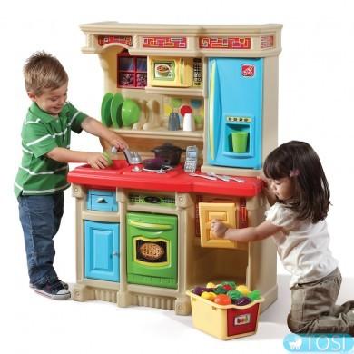 Интерактивная детская кухня  Kompakt Step2