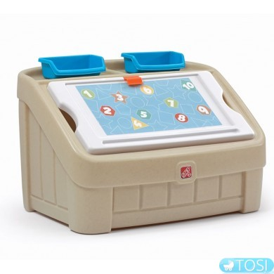 Комод для игрушек Step2 Box&Art 8455