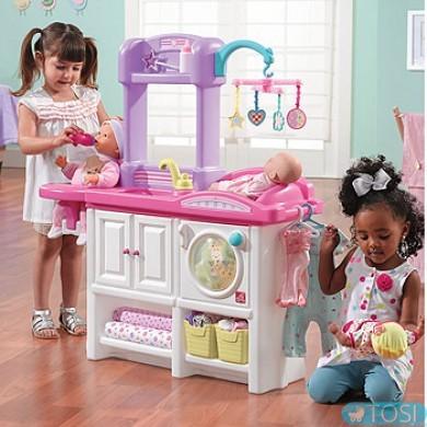 Столик по уходу за куклой Step2 Nurseey