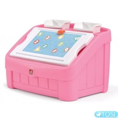Комод для игрушек Step2 Box & Art  8488