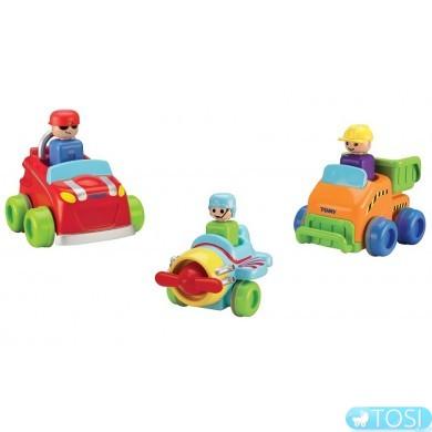 """Энергичные игрушки в ассортименте (самолет / Паровозик / Машинка) """"Play to Learn"""""""
