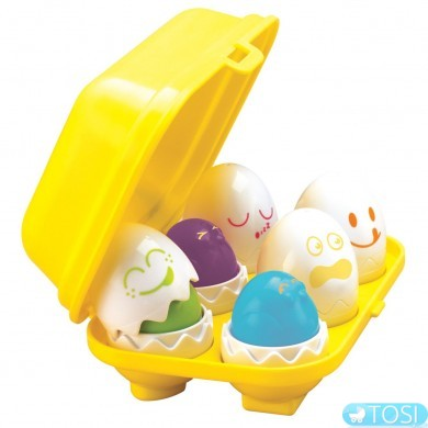 "Забавные яйца ""Play to Learn"""