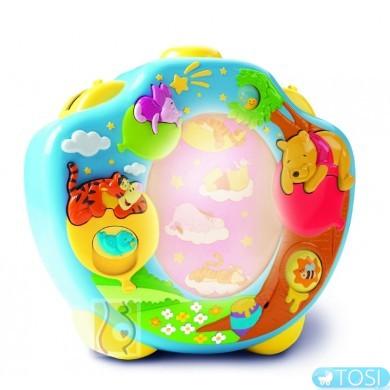 "Музыкальный ночник-проектор Tomy ""Winnie the Pooh"""
