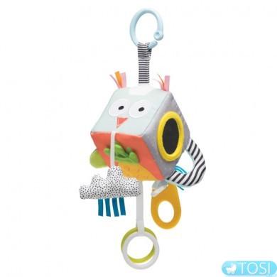Развивающий кубик Taf Toys Веселые зверушки