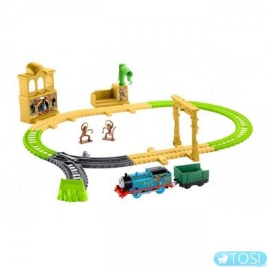 Железная дорога Томас и друзья  Обезьяний дворец