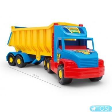 "Грузовик в п/э  Wader ""Super Truck"" уп."