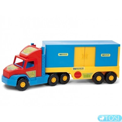 "Фургон Wader ""Super Truck"""