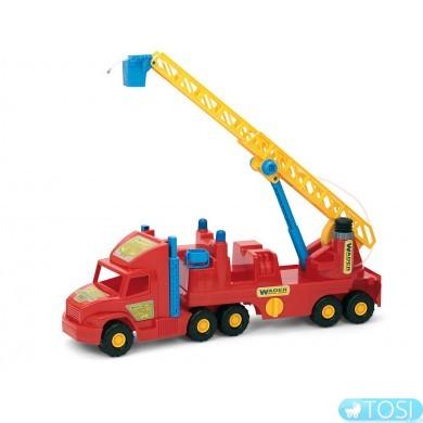 "Пожарная Wader ""Super Truck"""