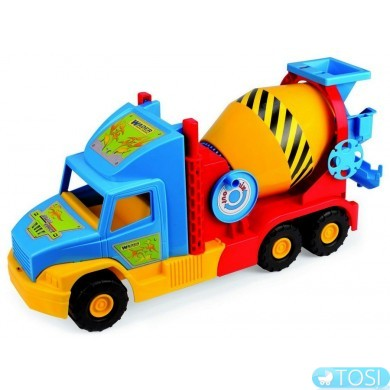 """Бетоносмеситель малый Wader """"Super Truck"""""""