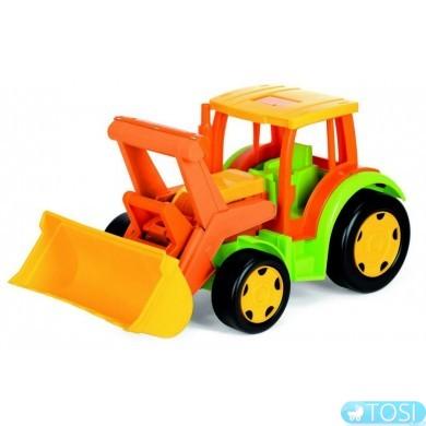 """Трактор Wader """"Гигант"""" (без картона)"""