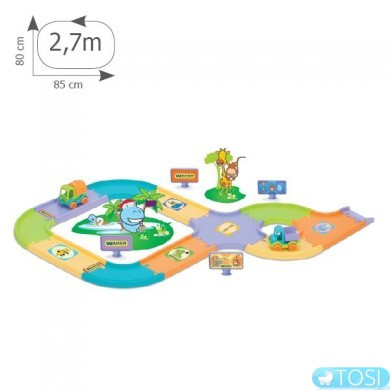 Трасса для детей Wader  2,7 м