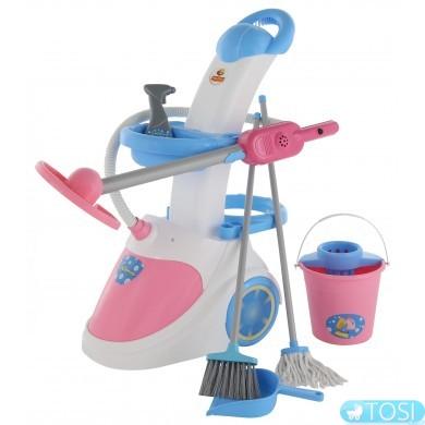 Детский набор для уборки Polesie 54999