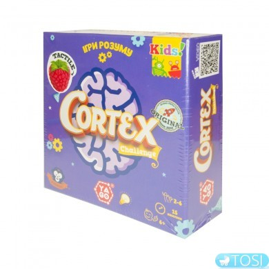 Настольная игра Yago Cortex Challenge kids