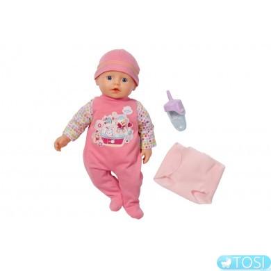 "Кукла ""Bobas My Little Baby Born""  Zapf Creation"