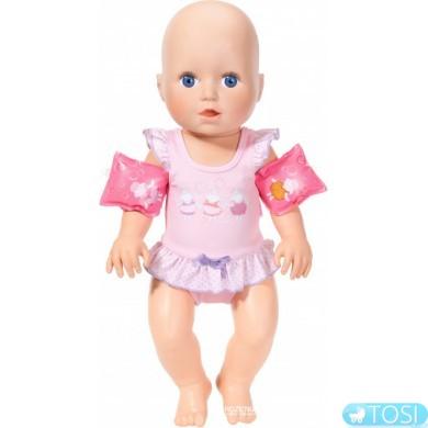Интерактивная кукла Baby Annabell Научи меня плавать