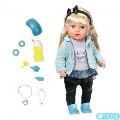 Кукла BABY BORN Сестрёнка-модница